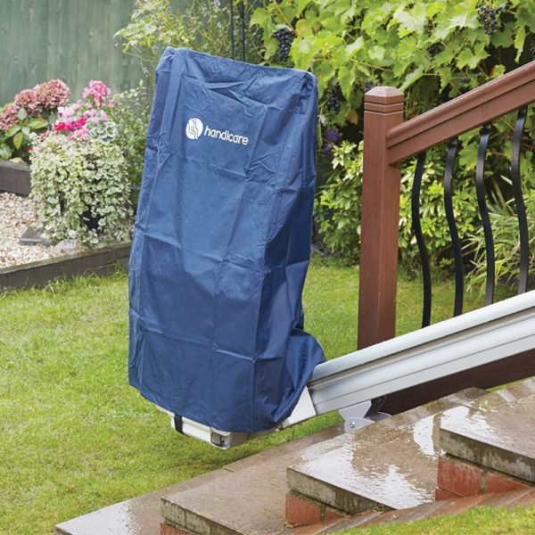 1000 outdoor stair lift cover handicare