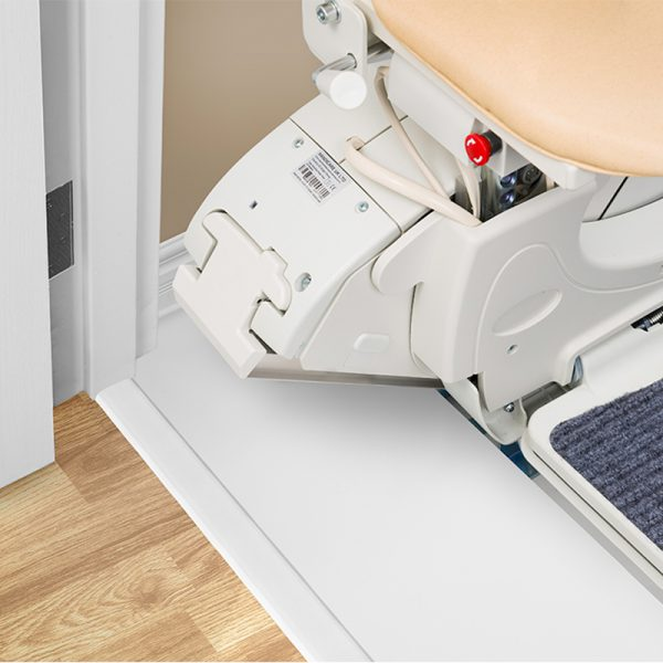 950 stair lift zero intrusion handicare