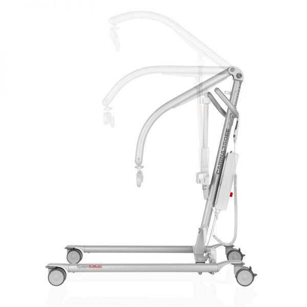 carina 350 floor lift folding handicare