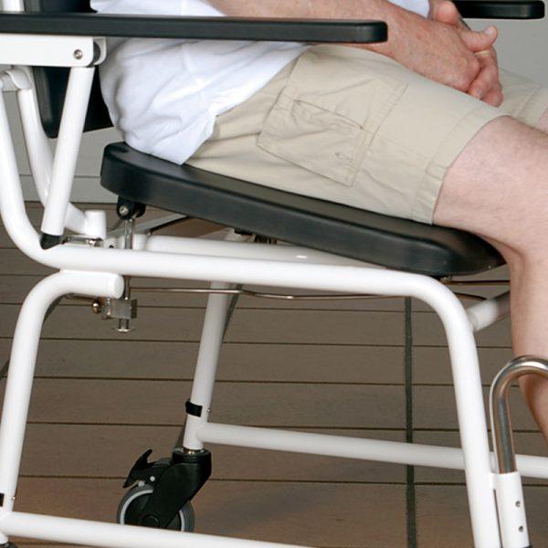 combi seat forward tilt handicare 2