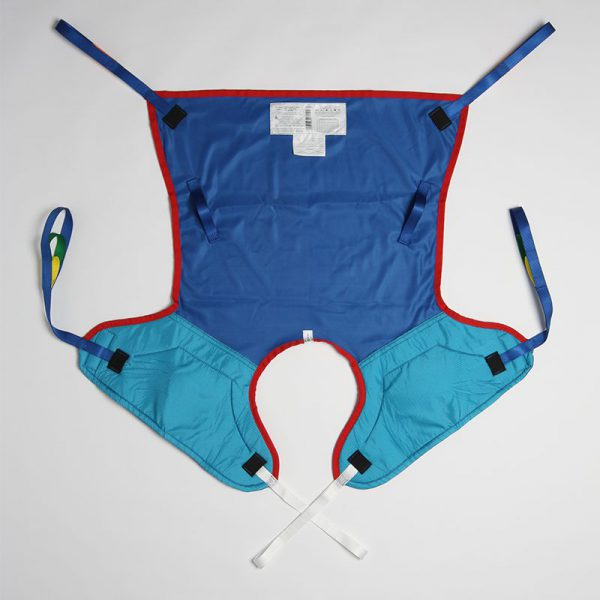 deluxe hammock sling poly slip flat view handicare e1532523572866