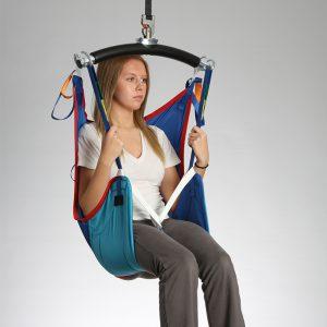 deluxe hammock sling poly slip handicare