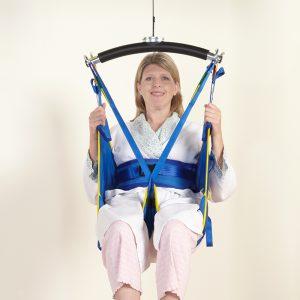 dual access sling handicare
