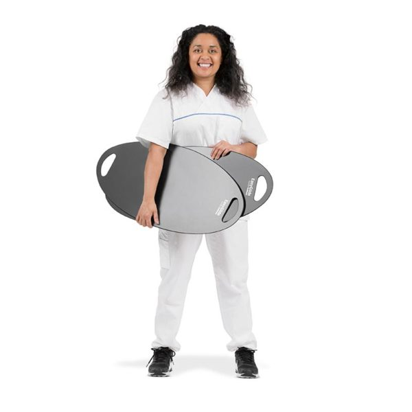 easy glide oval manual transfer aid caregiver handicare 1 600x600