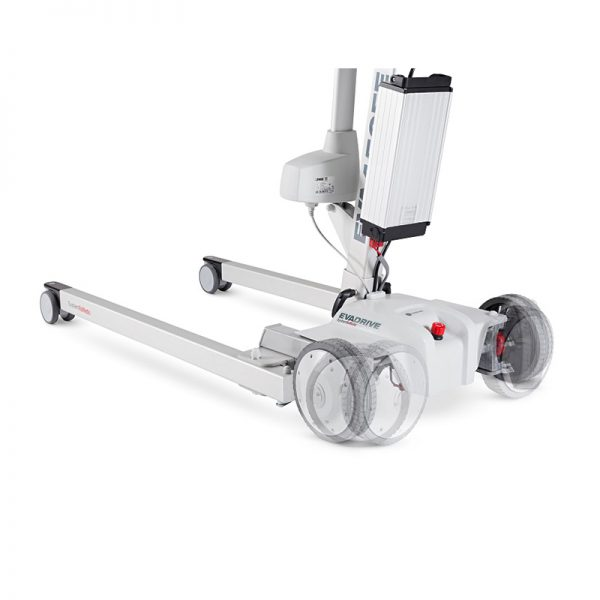 eva drive floor lift castors handicare