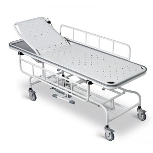 height adjustable shower trolley handicare 2