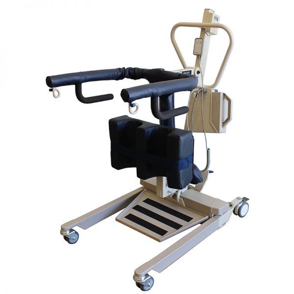 medcare care stand 500 features video handicare