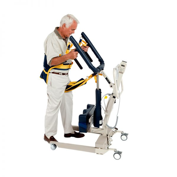 medcare care stand 500 standing handicare