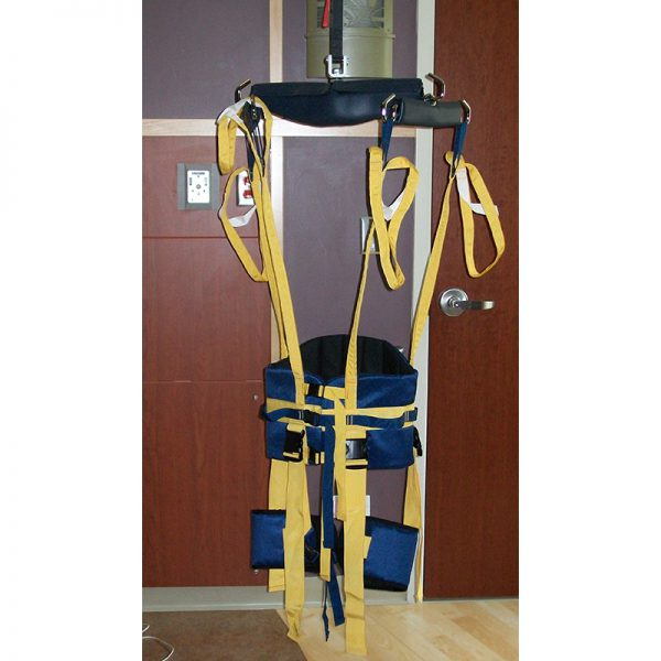 medcare walking sling ceiling lift handicare 600x600
