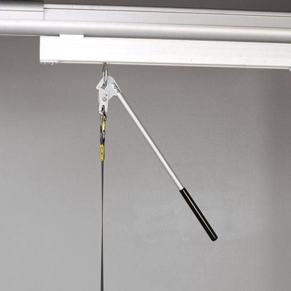 portable ceiling lift reacher arm handicare