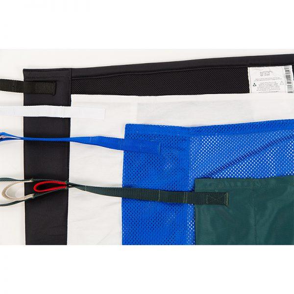 positioning sling fabric options handicare