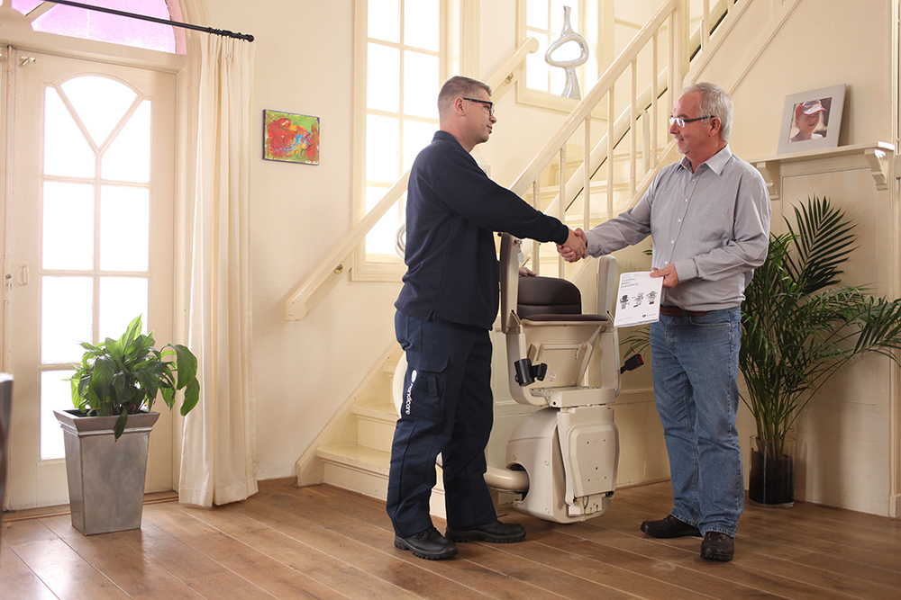 rent or buy stairlift
