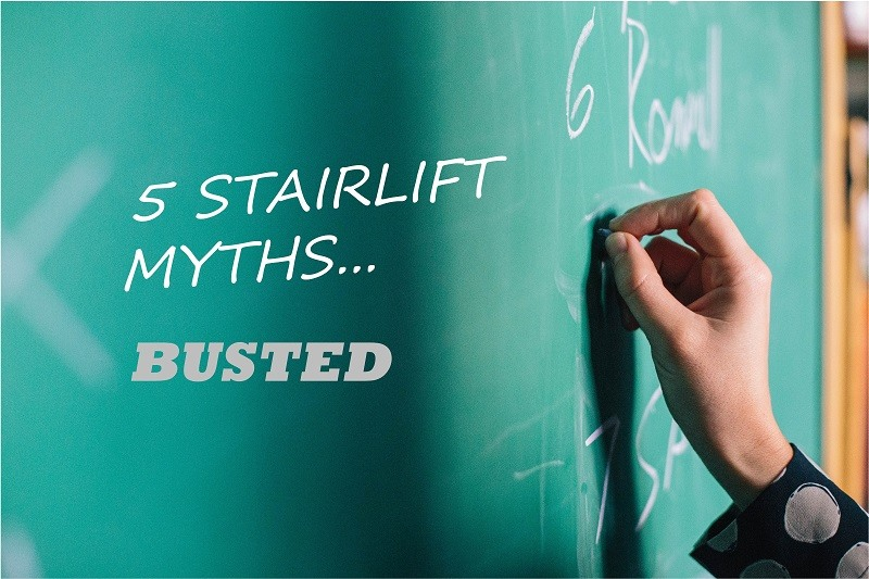 stairlift myths