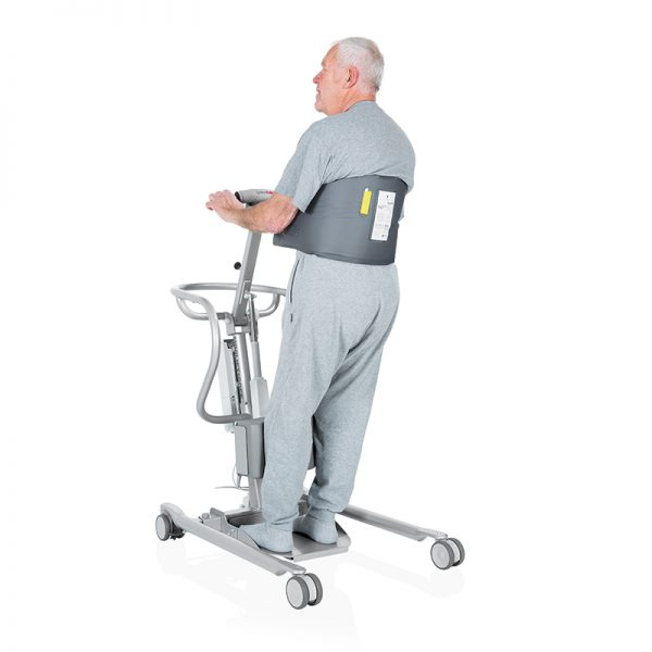 thorax sling wipeable in use handicare