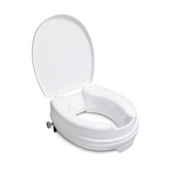 toilet raiser handicare