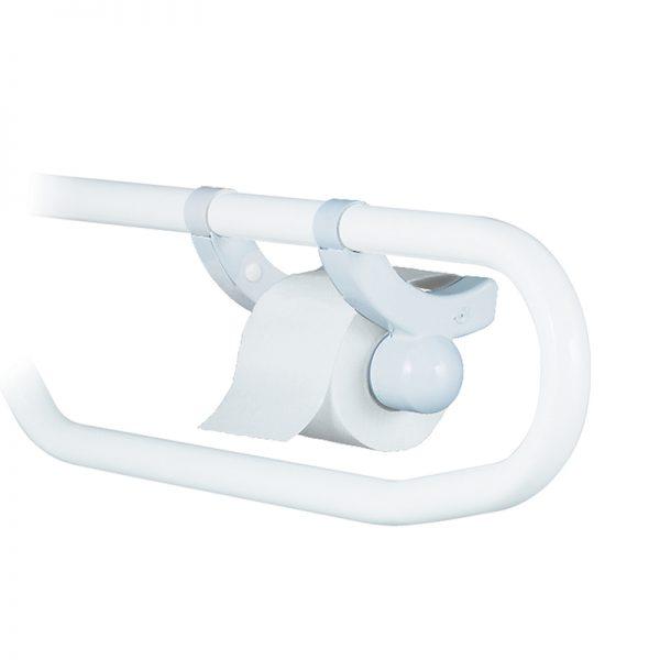 toilet roll holder single hand handicare