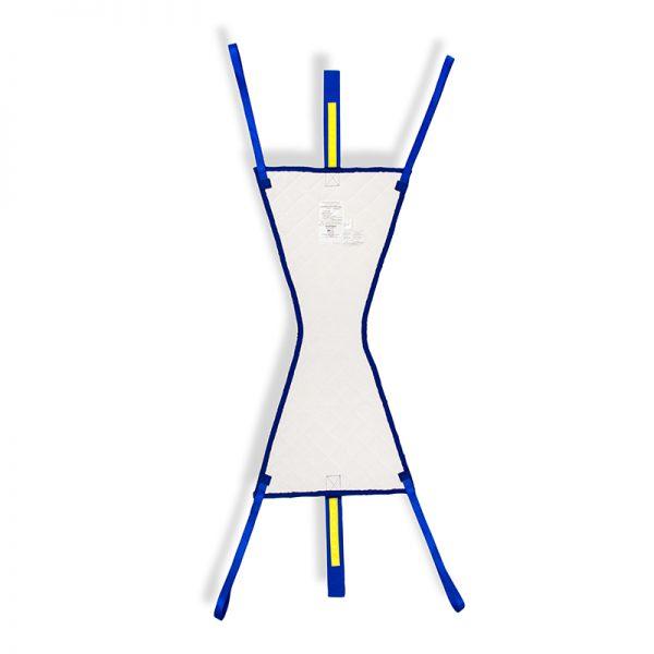 tri turner sling disposable flat handicare
