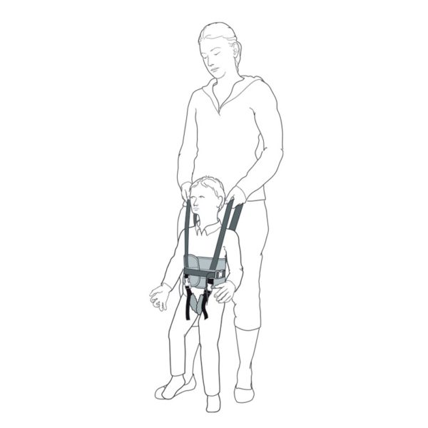 walking belt illustration handicare 600x600