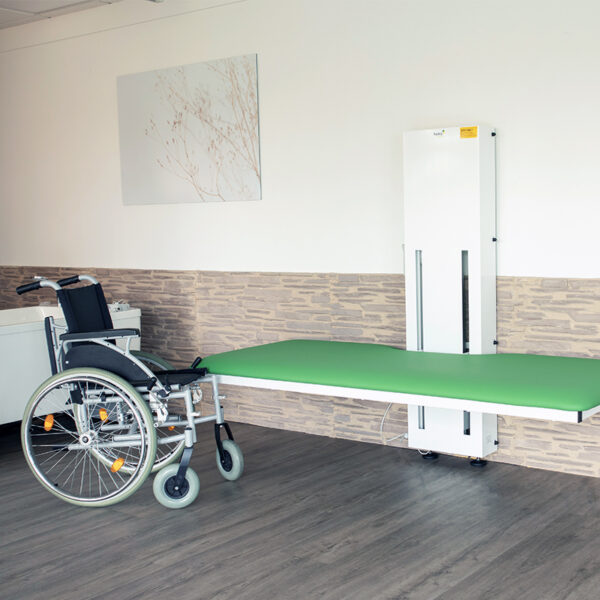 ANA Nursing and Care Table - Lowered Wheelchair Access
