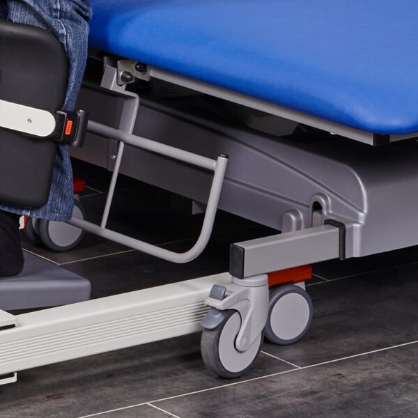 MONA Care and Treatment Table - Floor Lift Integration